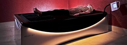 NEW: Massaging Water Bed £15 per 15 mins of pure bliss!